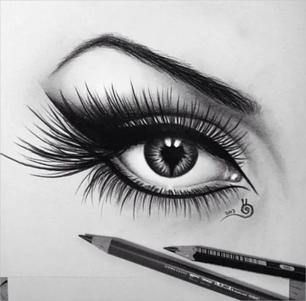 9 cool drawing designs