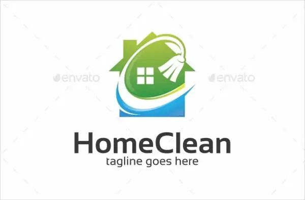 cleaning service logos free