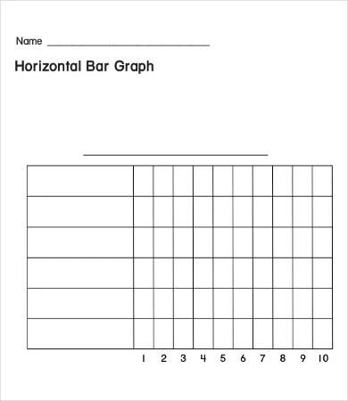 Bar Graph Templates 9 Free PDF Templates Downlaod Free