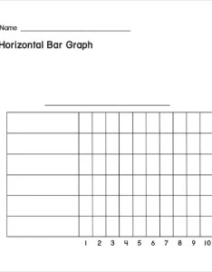 Horizontal bar graph template also templates free pdf downlaod rh