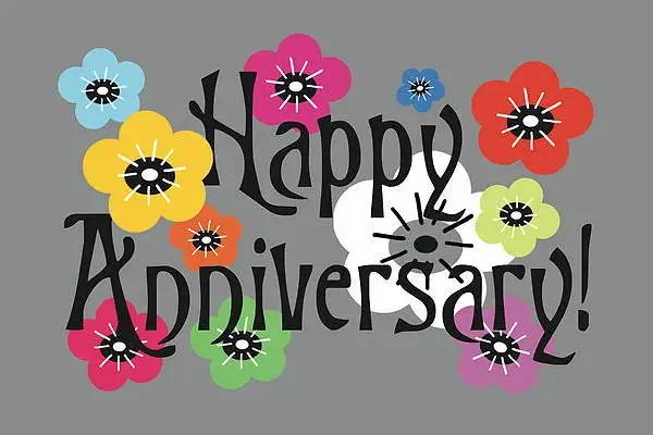 awesome anniversary clip arts