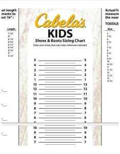 Printable shoe size chart for kids also free pdf documents download rh template