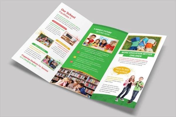 10 Teacher Brochure Templates AI PSD Google Docs Apple Pages Free Amp Premium Templates