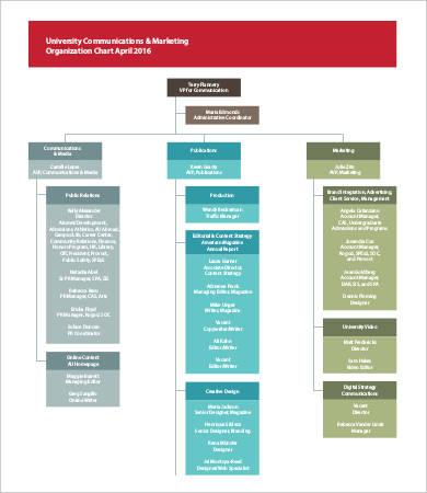Organization Chart Template 10 Free WOrd PDF DOcuments Download Free Amp Premium Templates