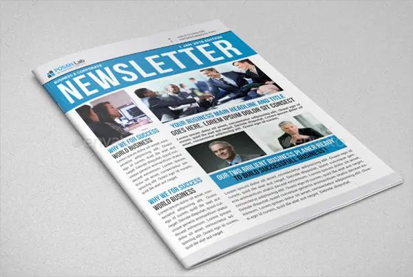 newsletter professional templates