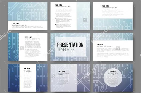 scientific presentation templates