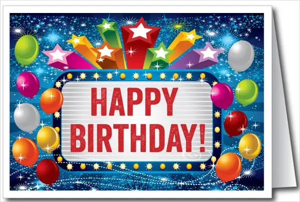 15 Free Printable Birthday Cards Free Amp Premium Templates