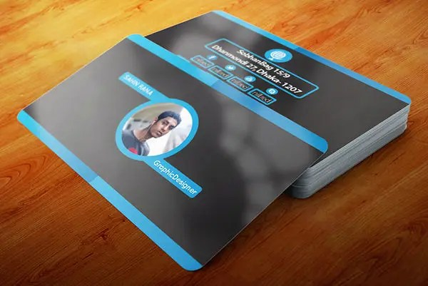 8 Personal Card Templates PSD AI Vector EPS Free