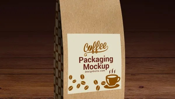 Christmas gift on a wooden background. 9 Coffee Bag Mockups Free Psd Eps Vector Format Download Free Premium Templates