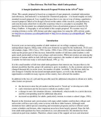 Apa Style Research Paper Proposal Research Paper Writing Service