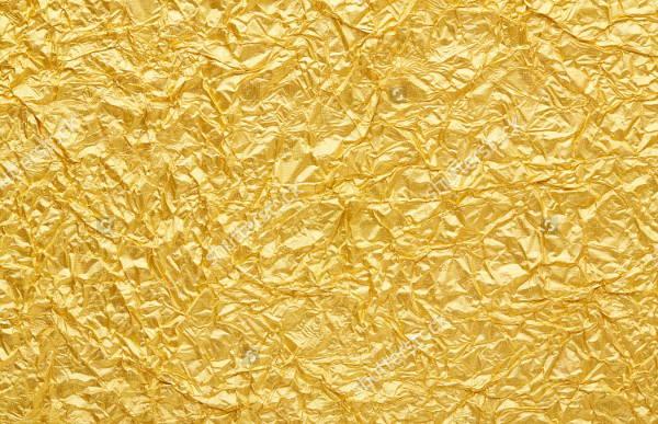 9 gold foil textures