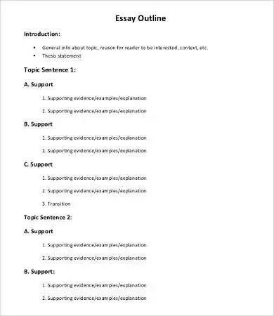 informative essay example informative essay samples example