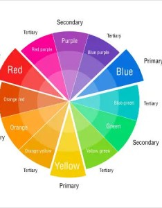 Printable color wheel chart also charts free pdf documents download  premium rh template