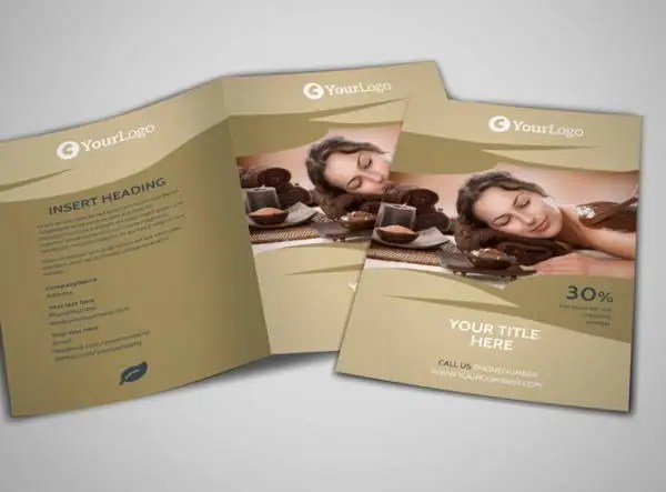 15 Spa Brochures Templates  Ai Psd Docs Pages  Free