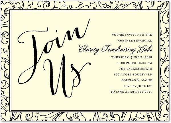 Formal Wedding Invitation Letter