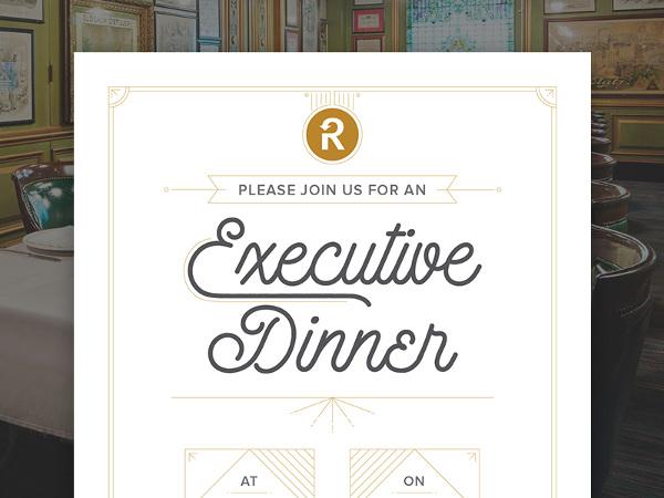 67 Dinner Invitation Designs PSD AI Free & Premium
