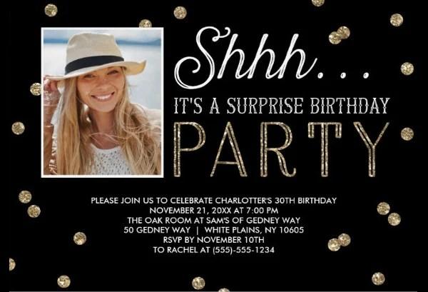 58 Sample Birthday Invitation Templates  PSD AI Word