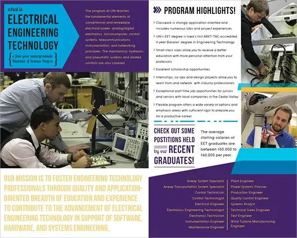 11 Engineering Company Brochures Design Templates