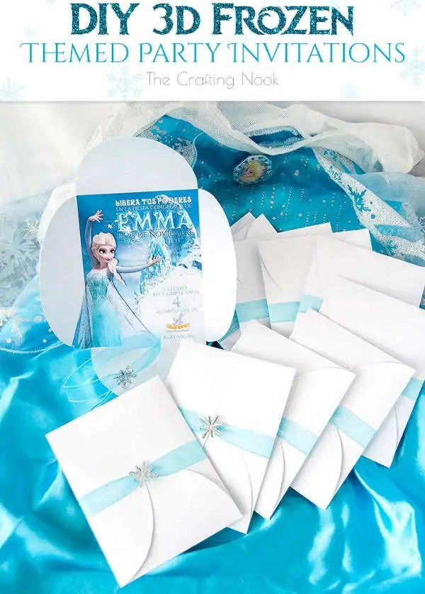 9 Frozen Party Invitation Templates Psd Ai Vector Eps