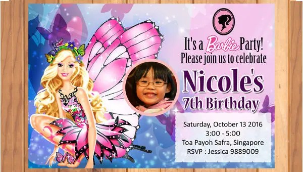 16 birthday invitation cards
