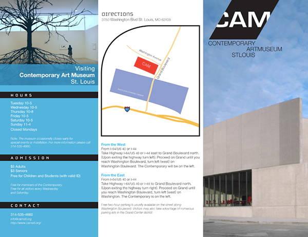 7 Museum Brochure Templates Free & Premium Templates