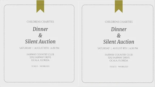 9+ Business Dinner Invitations- JPG, Vector EPS, Ai