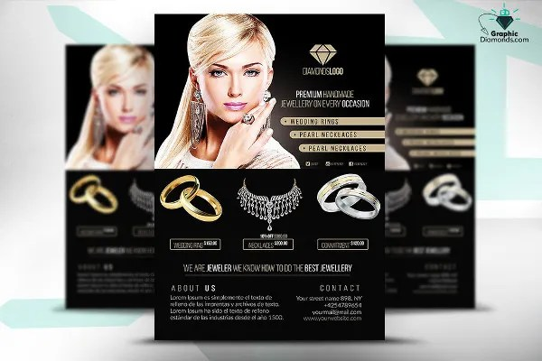 9 Store Opening Flyers Editable PSD AI Vector EPS