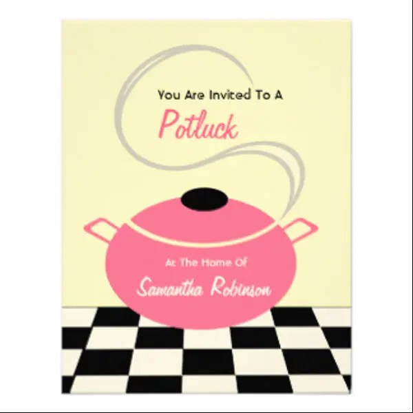 Printable Lunch Invitations Free