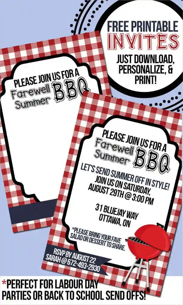 8+ Farewell Lunch Invitations - JPG. Vector EPS. Ai Illustrator Download | Free & Premium Templates
