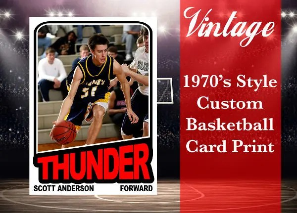 Basketball Card Template 11 Free Psd Eps Vector Free