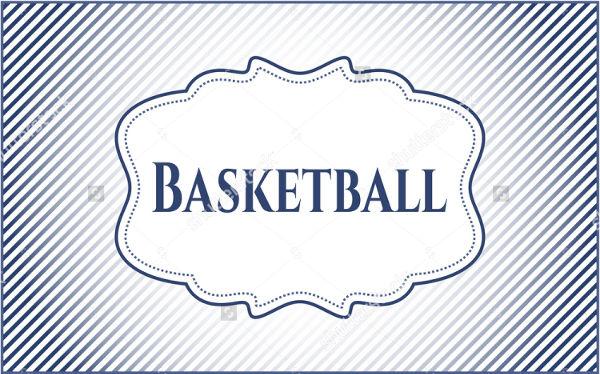 Basketball Card Template 11 Free PSD EPS Vector Free Premium Templates