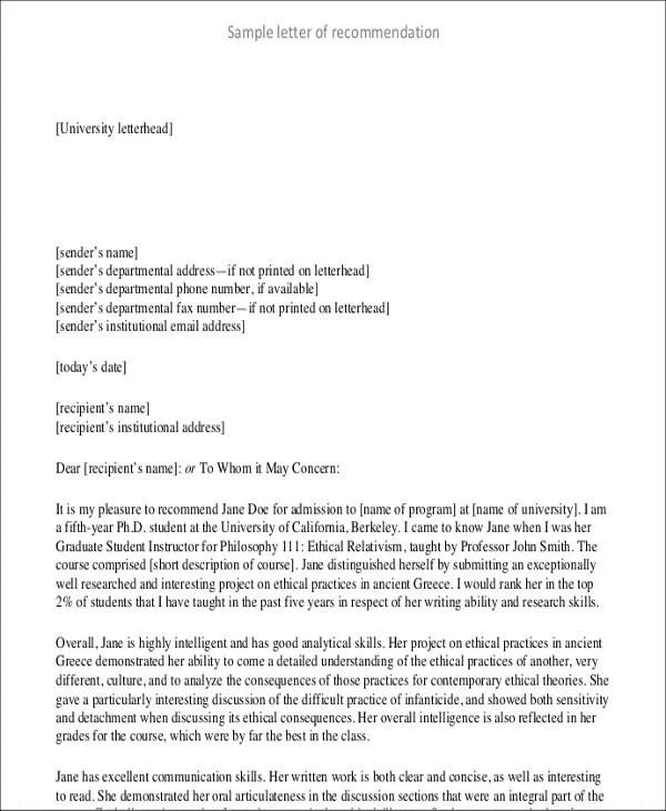Cover Letter Probation Officer