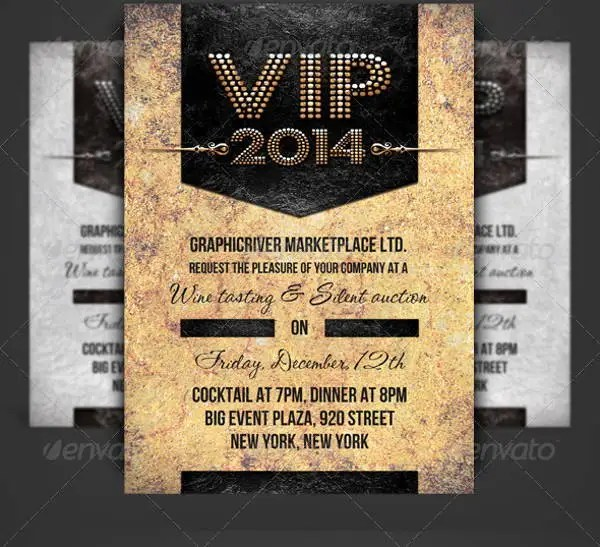 19 Corporate Invitation Templates  Word PSD AI Apple Pages Publisher  Free  Premium