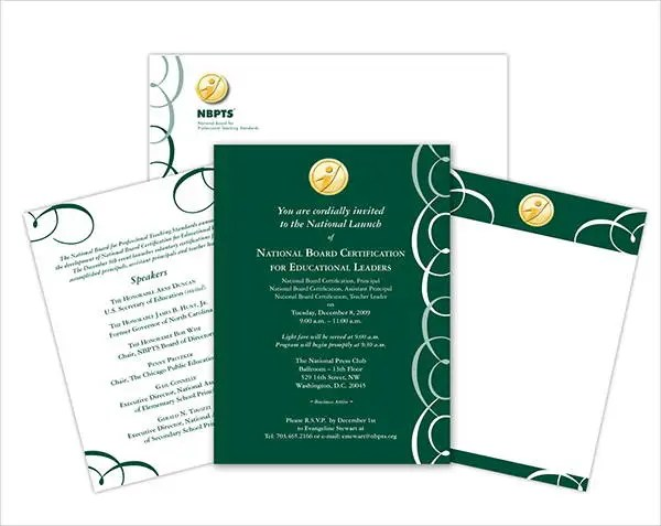 19 Corporate Invitation Templates Word PSD AI Apple Pages Publisher Free Amp Premium