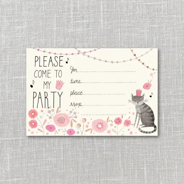 16 Kitty Party Invitation Designs & Templates PSD AI