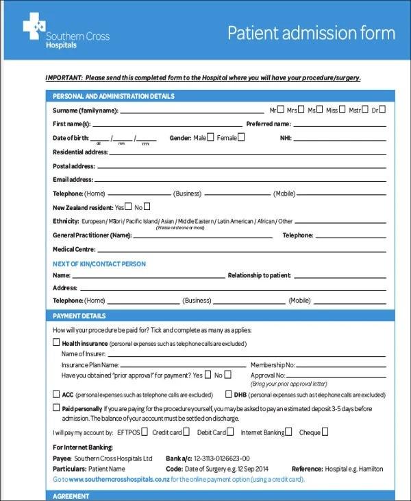 Letter Of Application Hospital | Cover Letter Template ...