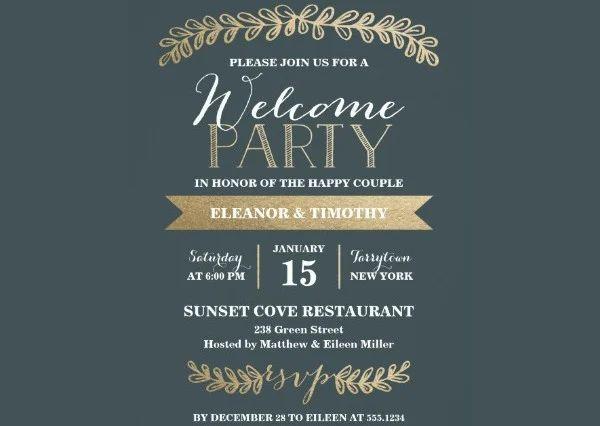 free event invitation templates