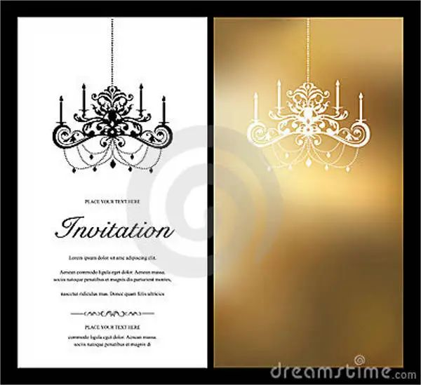 invitation for lunch party