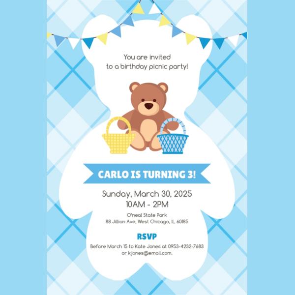 81 Birthday Invitations Free & Premium Templates