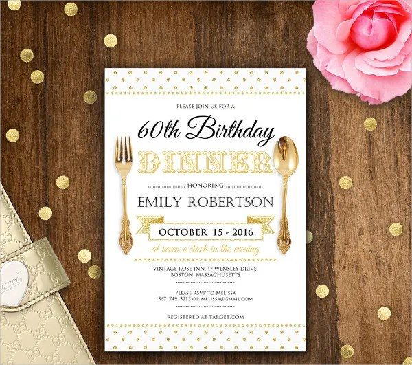 31 Examples Of Birthday Invitation Designs PSD AI