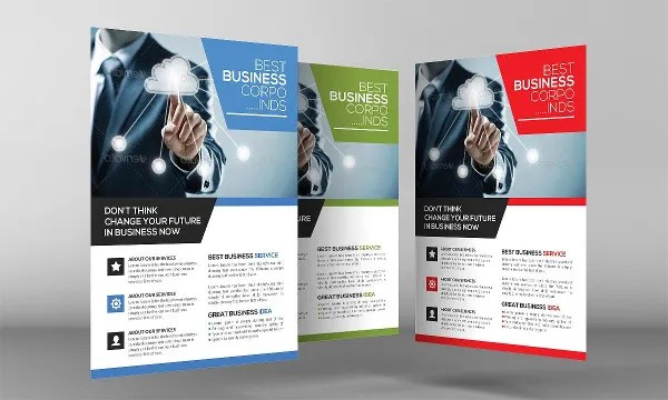 17 Agency Flyers Word PSD AI EPS Vector Free Amp Premium Templates