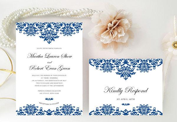 43 Examples Of Wedding Invitations PSD AI Free