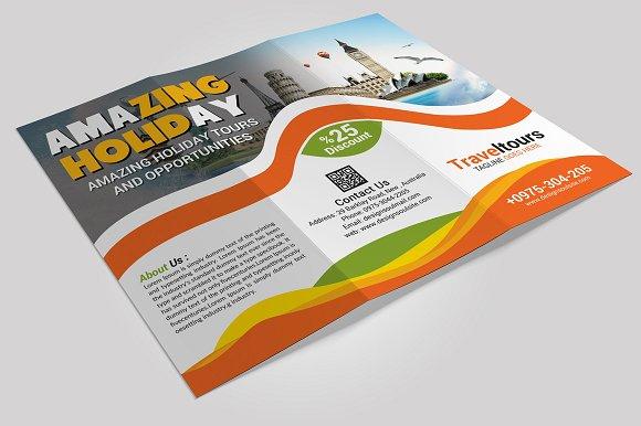 41 Tri Fold Brochure Templates Free & Premium Templates