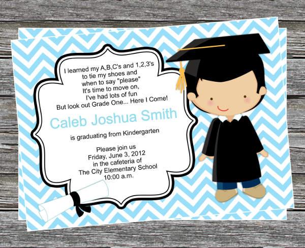 42 Printable Graduation Invitations PSD AI Word