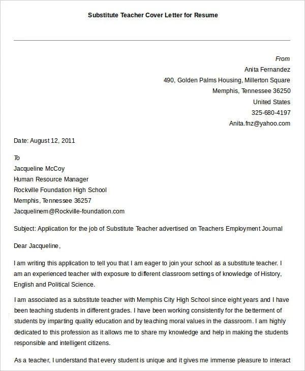 Teacher Resume Template Download Best Create Professional