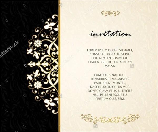 company invitation card