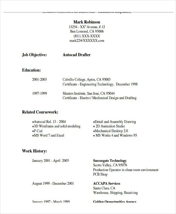 31 Professional Engineering Resume Templates  PDF DOC  Free  Premium Templates