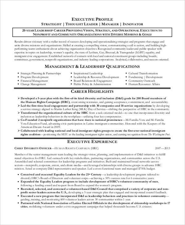 executive resume samples free payton walter resume professors
