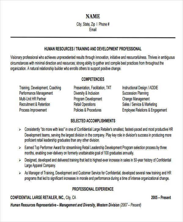 32 Manager Resume Templates PDF DOC Free & Premium
