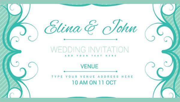 82 invitation card templates psd ai